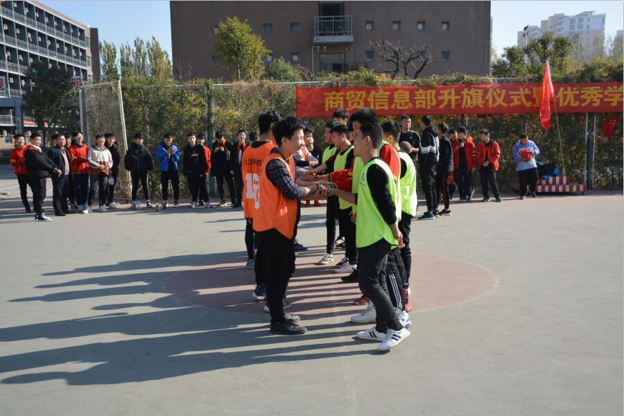 邯郸北方学校篮球联赛圆