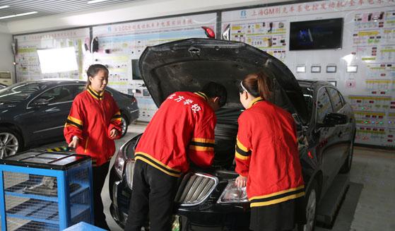 汽车发动机故障诊断实践